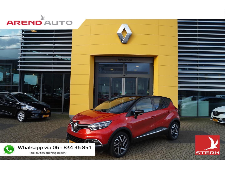Renault Captur Tce 90 s&s helly hansen / parkeersensoren / stoelverwarming / armsteun