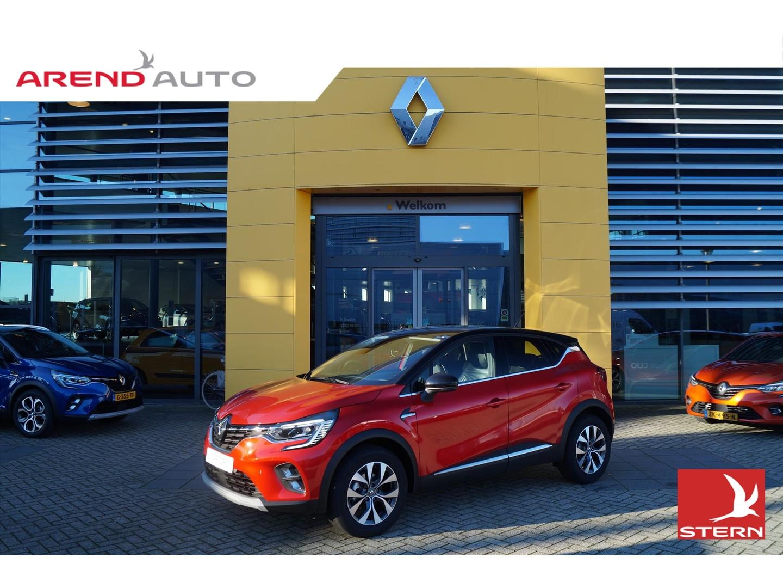 Renault Captur Tce 101pk intens
