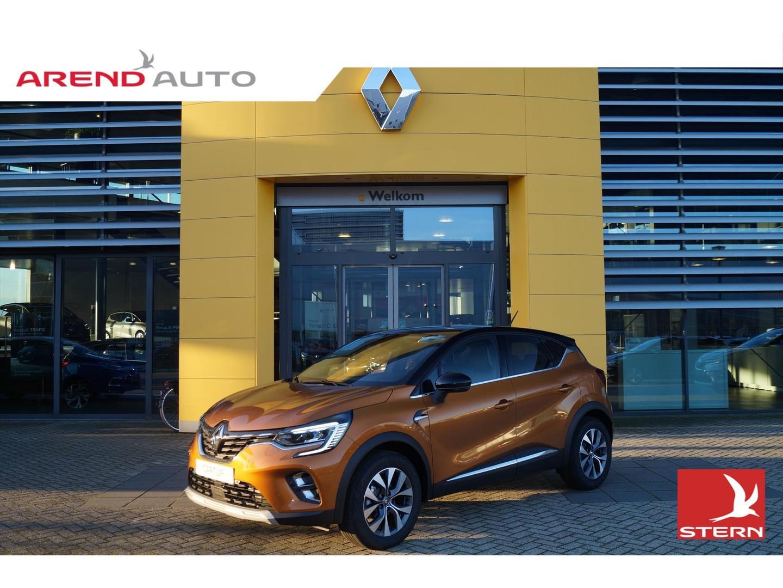 Renault Captur Tce 100 intens / nieuw te bstellen