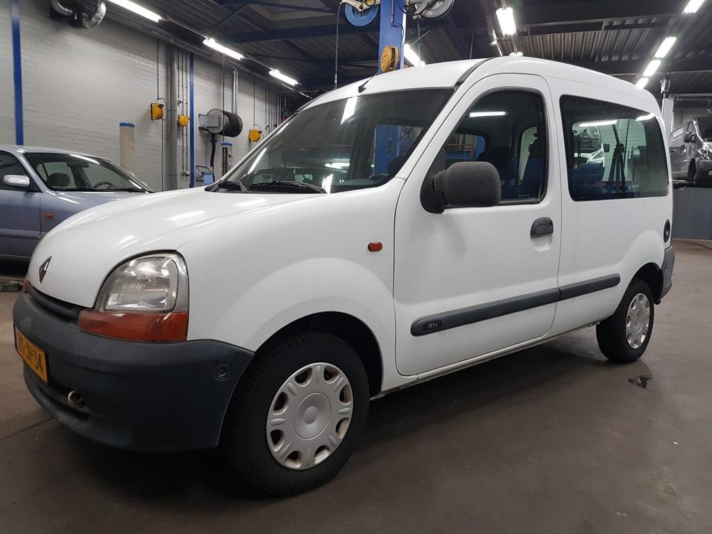 Renault Kangoo 1.4 rn aangepast voor roelstoel gebruik