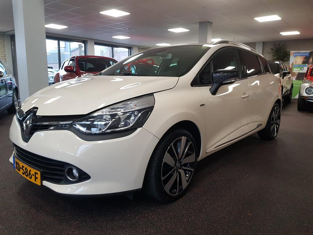 Renault Clio Estate 0.9 tce dynamique navi, leder,camera