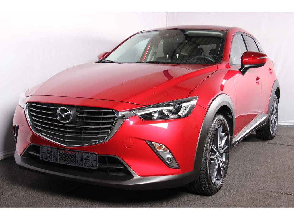 Mazda Cx-3 2.0 skyactiv-g 120 gt-m navi,camera,incl winterwielen