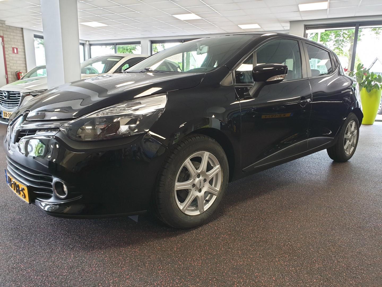 Renault Clio 0.9 tce expression navigatie,airco, 6mnd garantie