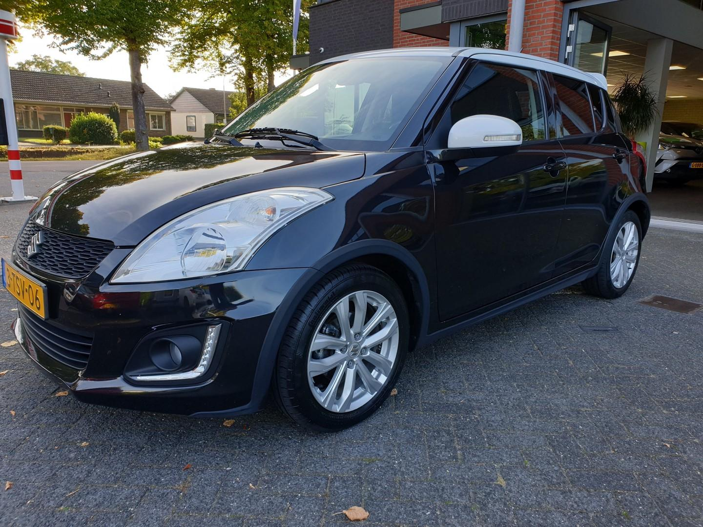 Suzuki Swift 1.2 s-edition easss
