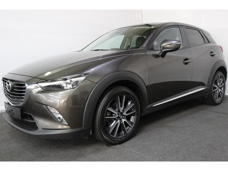 Mazda Cx-3 2.0 skyactiv-g 120 gt-m 2 jaar garantie
