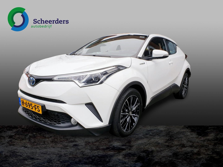 Toyota C-hr 1.8 hybrid dynamic,navi,camera. 1 jaar garantie