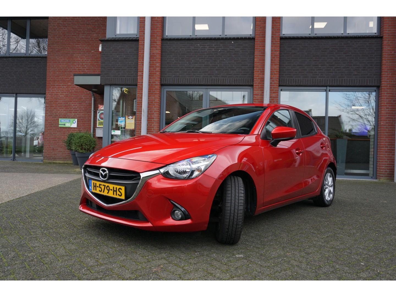 Mazda 2 1.5 skyactiv-g ts+ navi,pdc achter,1 jaar garantie.