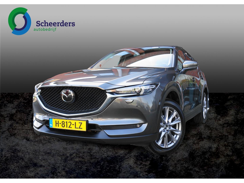 Mazda Cx-5 2.5 skyactiv-g 195 gt-m 4wd nieuw model