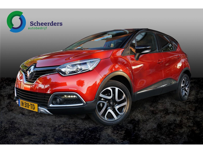 Renault Captur 1.2 tce xmod , navi,camera 1 jaar garantie