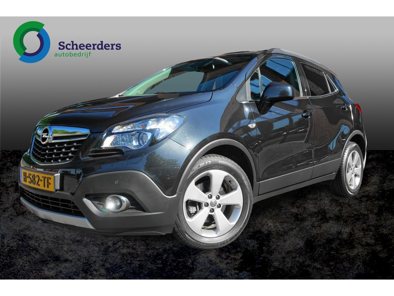 Opel Mokka 1.4 t cosmo nvi,camera,1 jaar garantie