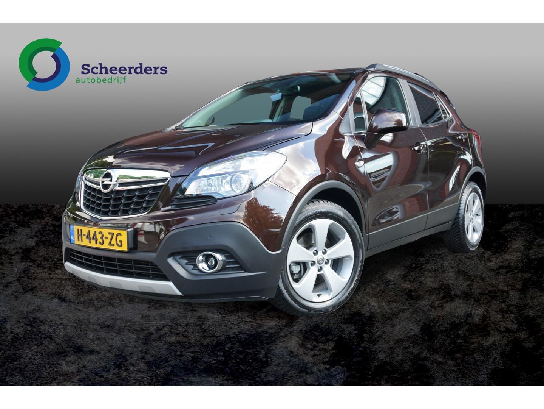 Opel Mokka 1.4 t innovation,navi,camera,1 jaar garantie