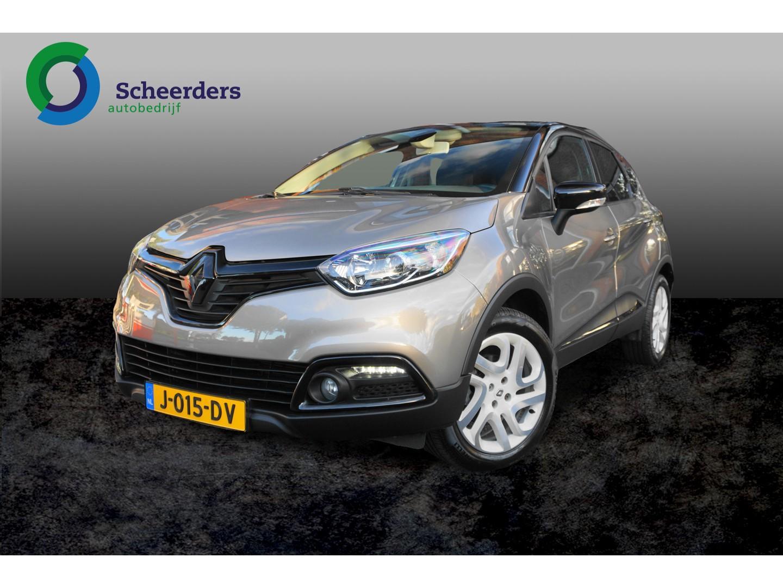 Renault Captur 1.2 tce dynamique navi, 6 maanden garantie
