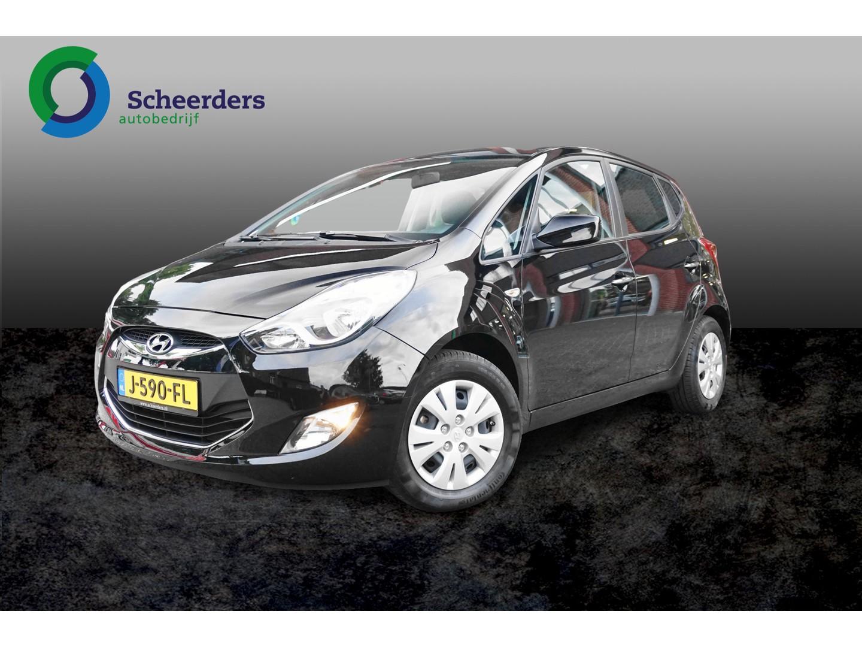 Hyundai Ix20 1.4i go! 1 jaar garantie