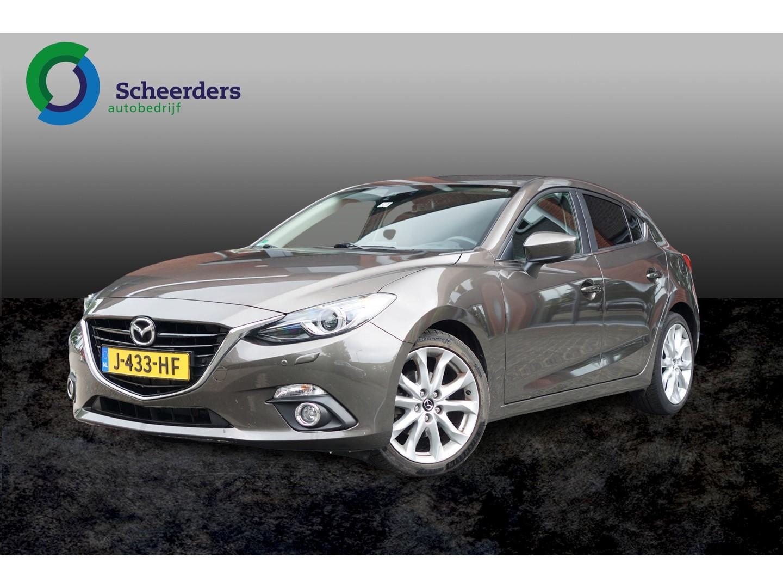 Mazda 3 2.0 gt-m navi 1 jaar garantie