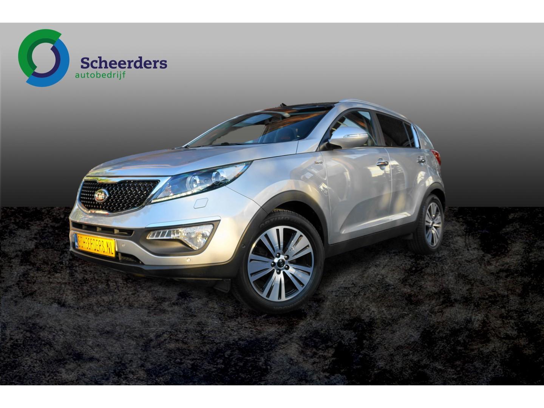 Kia Sportage 2.0 x-clusive first edition