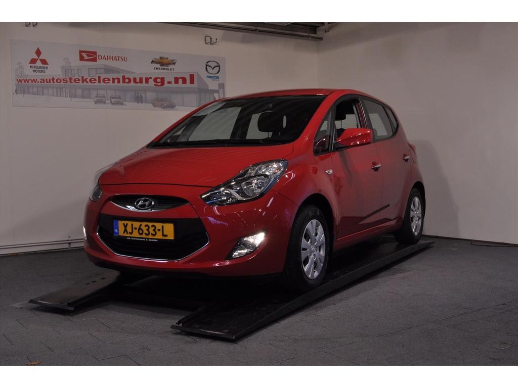 Hyundai Ix20 1.4 trekhaak, parkeersen