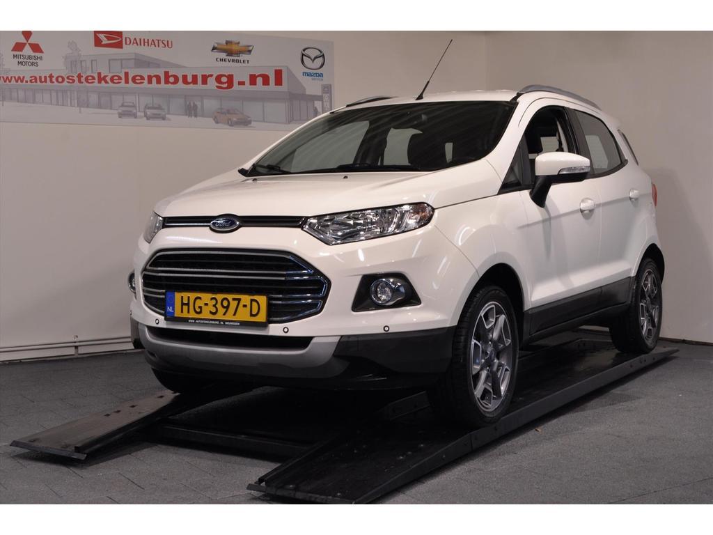 Ford Ecosport 1.0 eco 125pk titanium trekhaak