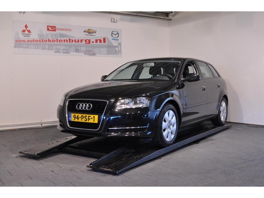 Audi A3 2.0 tfsi 200pk attraction pro line business
