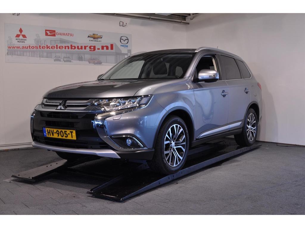 Mitsubishi Outlander 2.0 4wd cvt 150pk instyle 7 pl