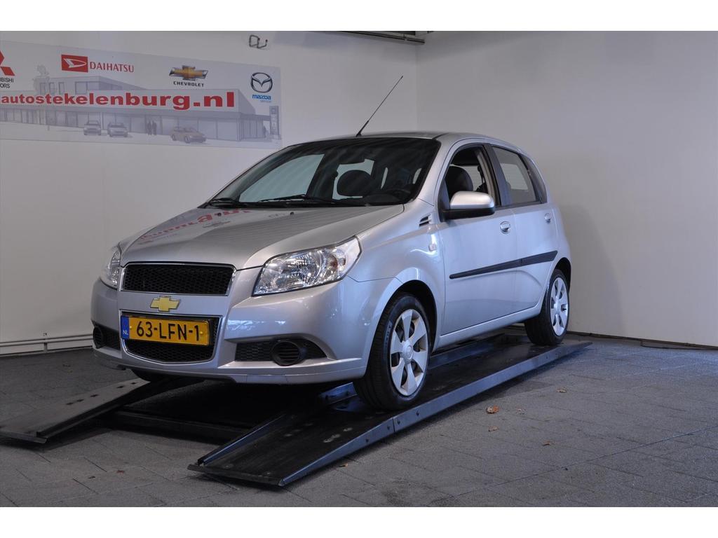 Chevrolet Aveo 1.2 16v ls airco