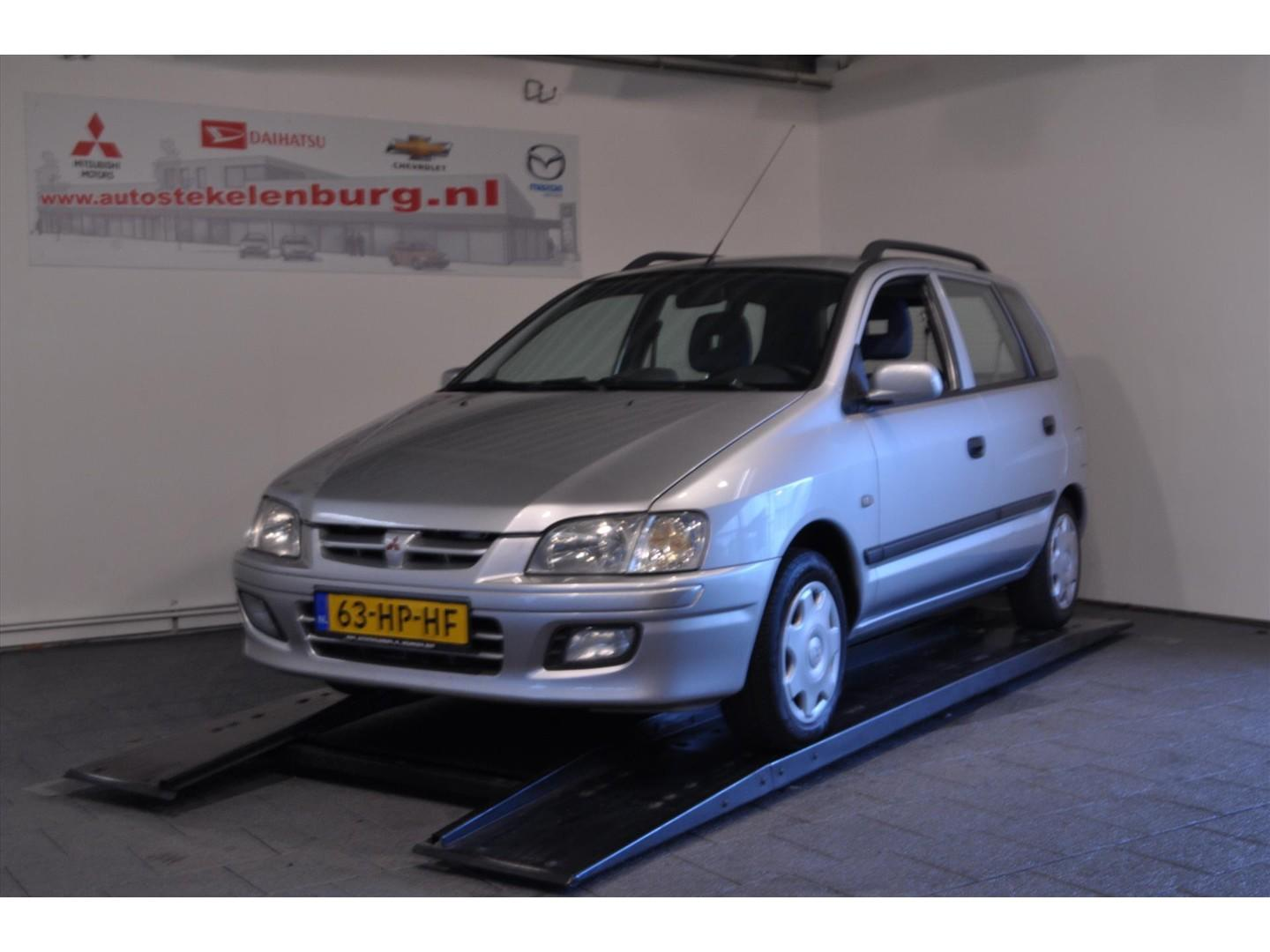 Mitsubishi Space star 1.3 family