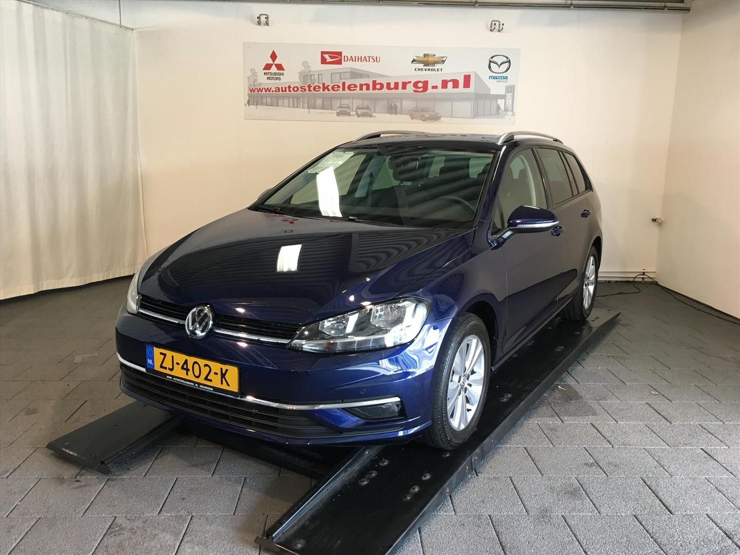 Volkswagen Golf Vii 1.6 comfortline business inc winterbanden