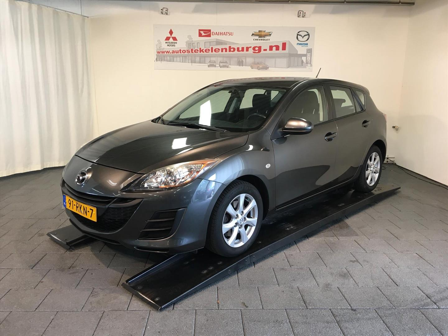 Mazda 3 2.0 150pk aut. limited at
