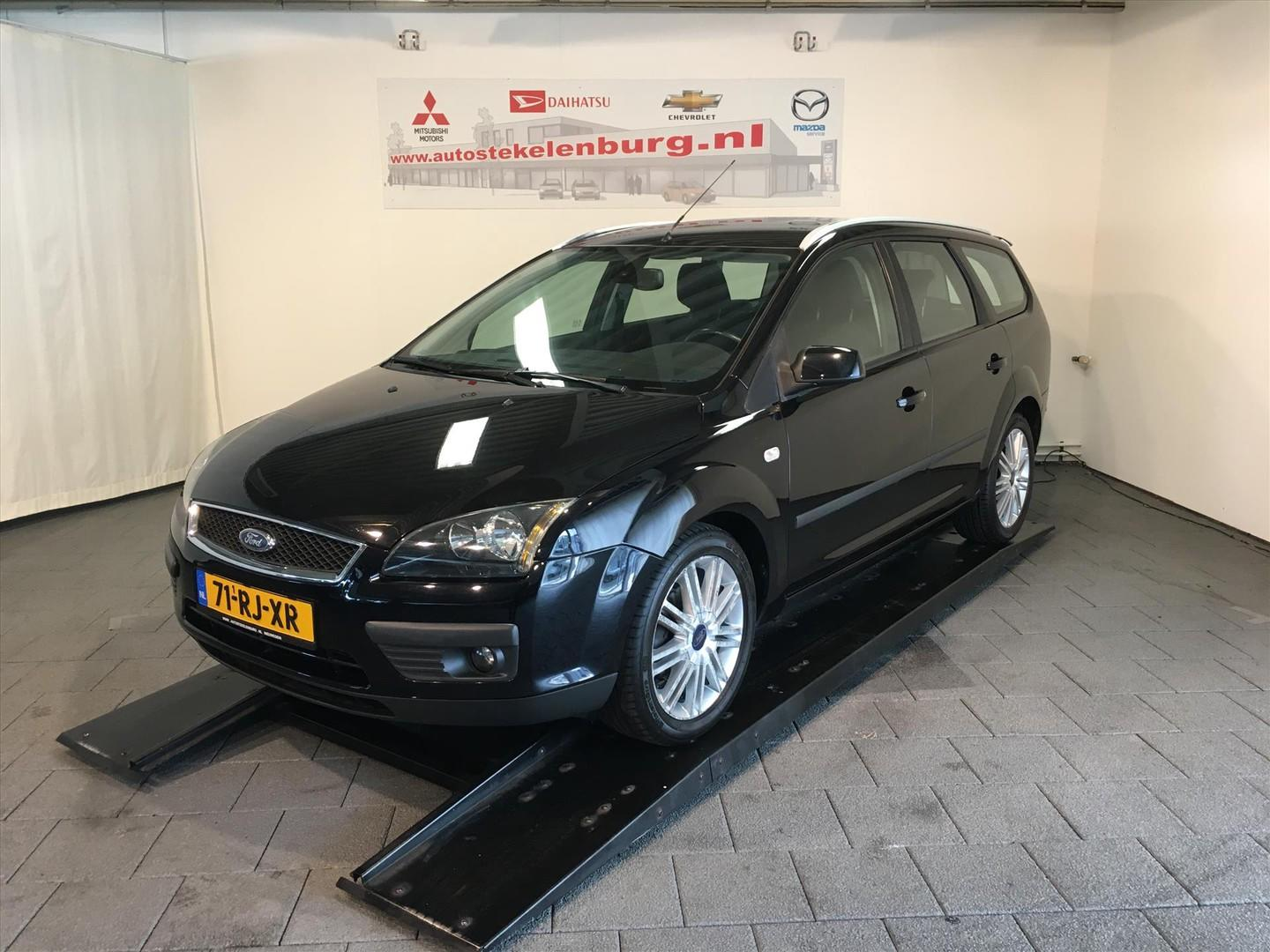 Ford Focus 1.6 first edition, automaat,cruise