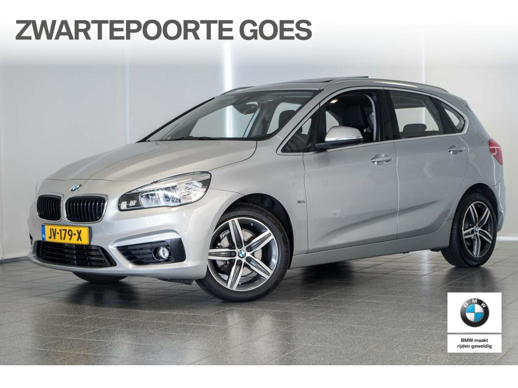 Bmw 2 serie 216d corporate lease sport