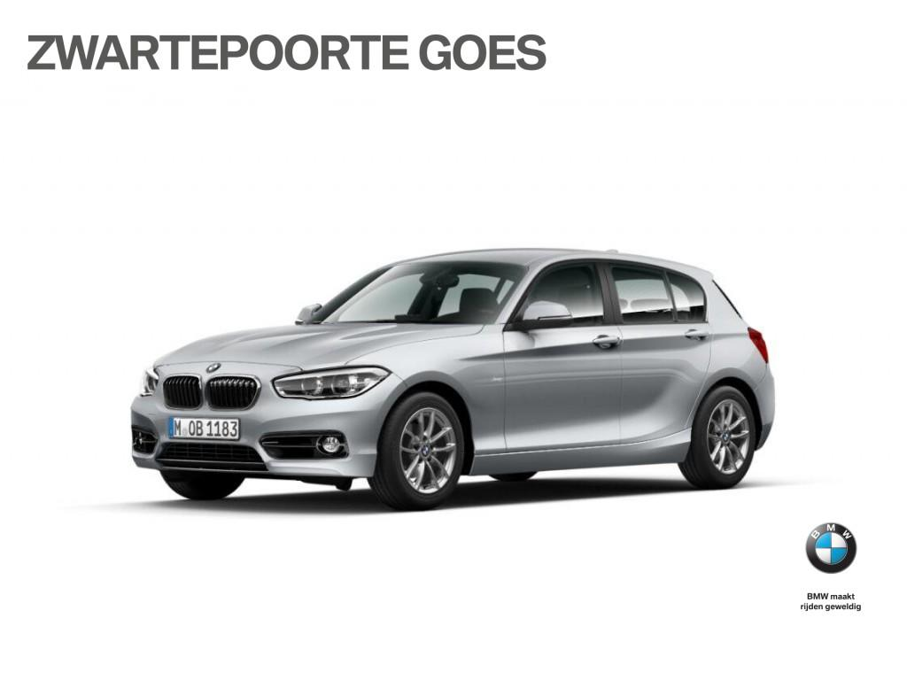 Bmw 1 serie 116d corporate lease sport executive
