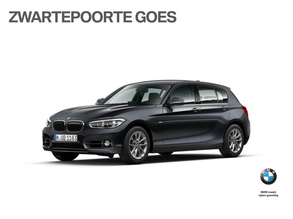 Bmw 1 serie 116d edition sport line shadow executive