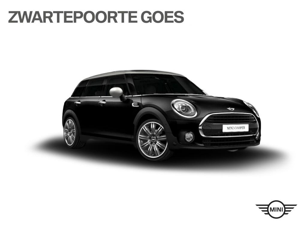 Mini Clubman 1.5 cooper chili serious business