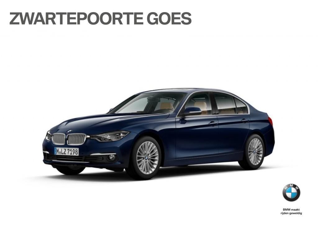 Bmw 3 serie 318i edition luxury line purity high executive