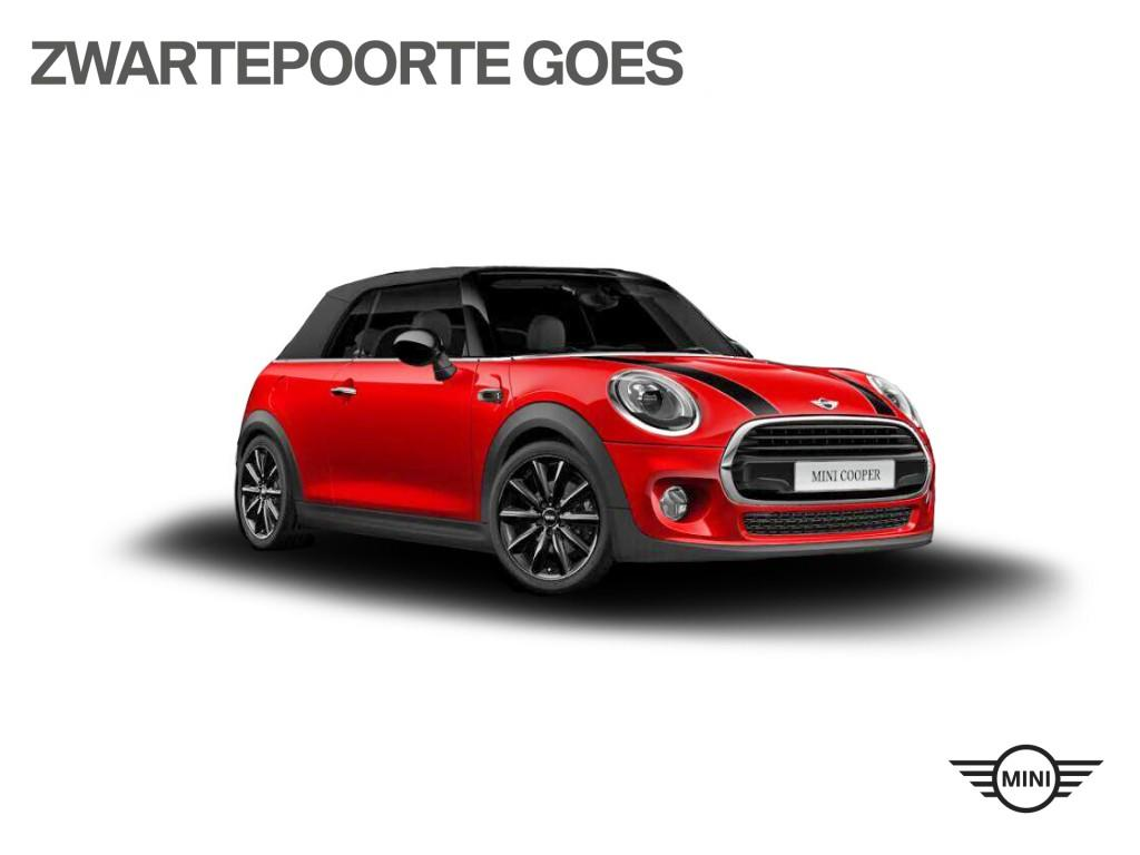 Mini Cabrio 1.5 cooper chili serious business