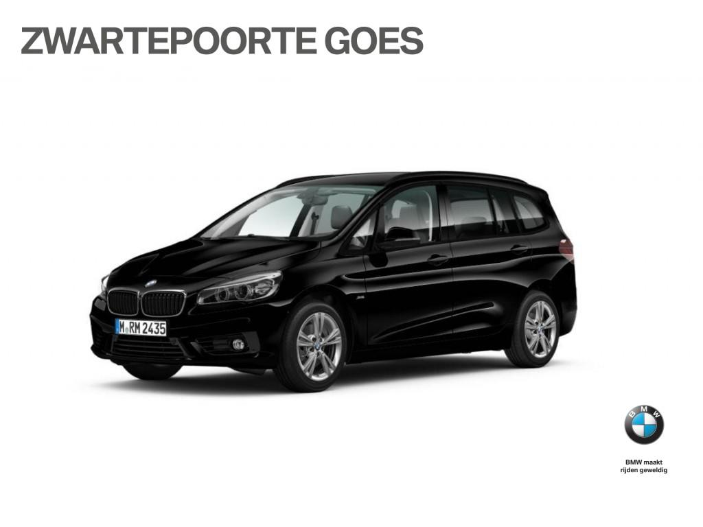Bmw 2 serie 218i gran tourer corporate lease executive