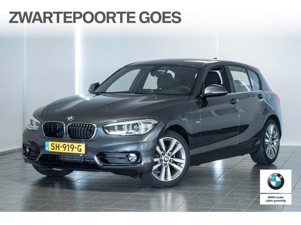 Bmw 1 serie 116d sport shadow line executive