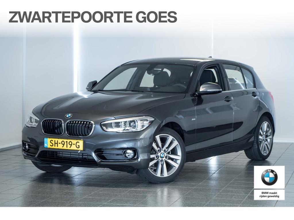 Bmw 1 serie 116d sport shadow line executive .