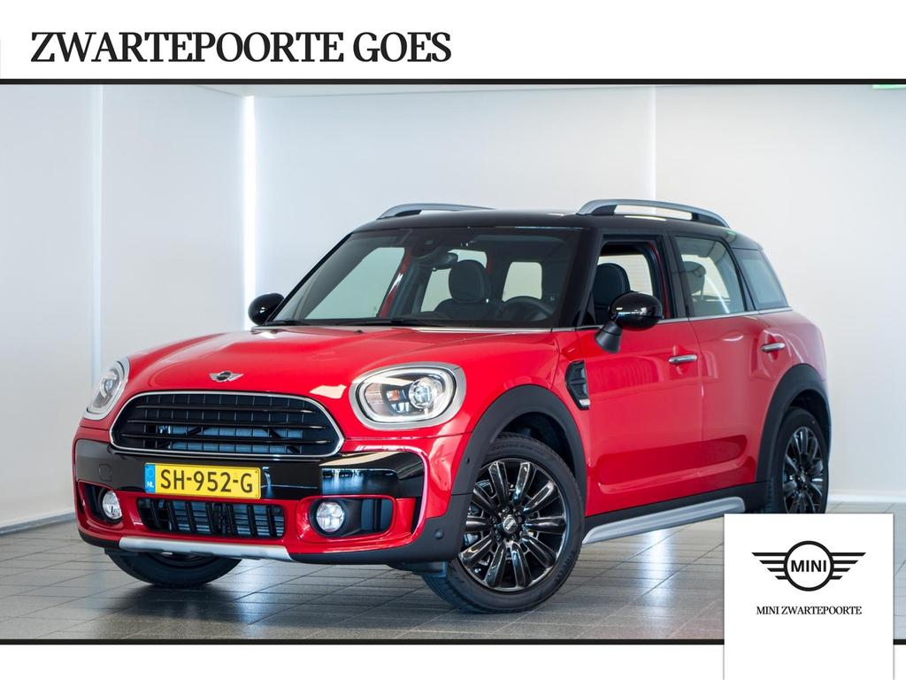 Mini Countryman 1.5 cooper salt - business - wired