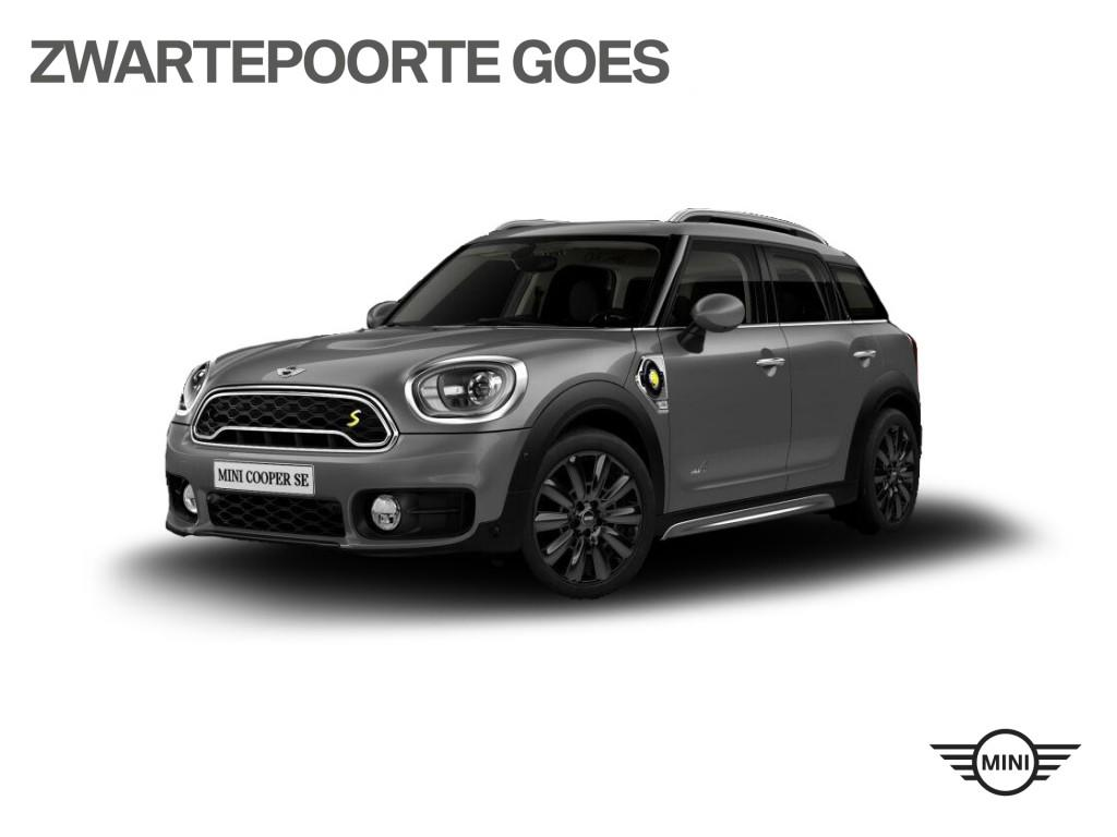 Mini Countryman 2.0 cooper se all4 salt -serious business - wired