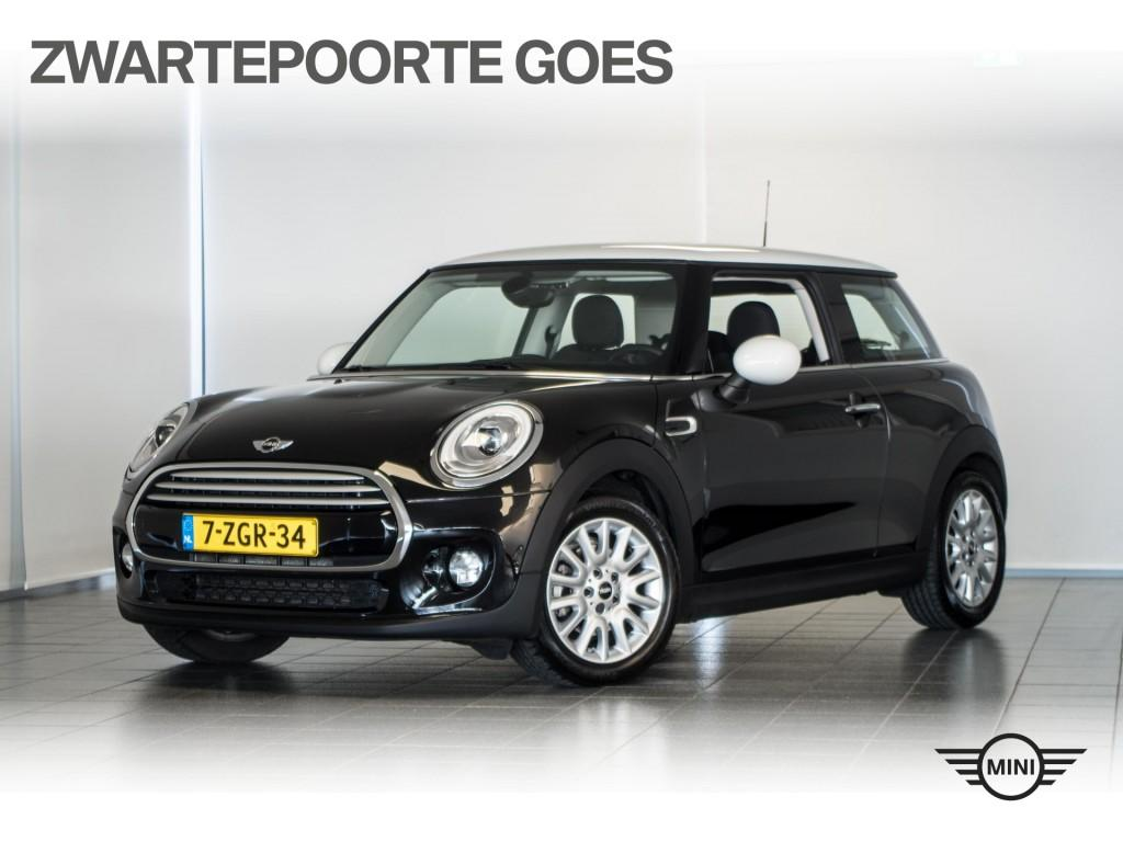 Mini Cooper 1.5 chili business wired