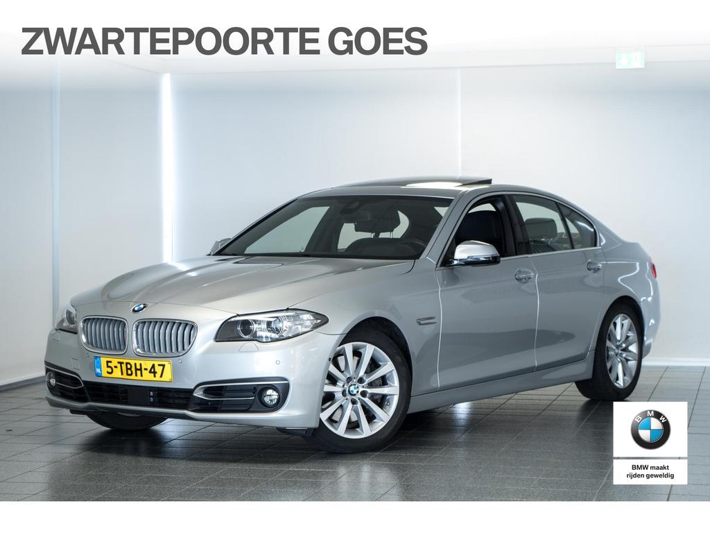 Bmw 5 serie 525d luxury edition innovation pack + driving assistant plus .
