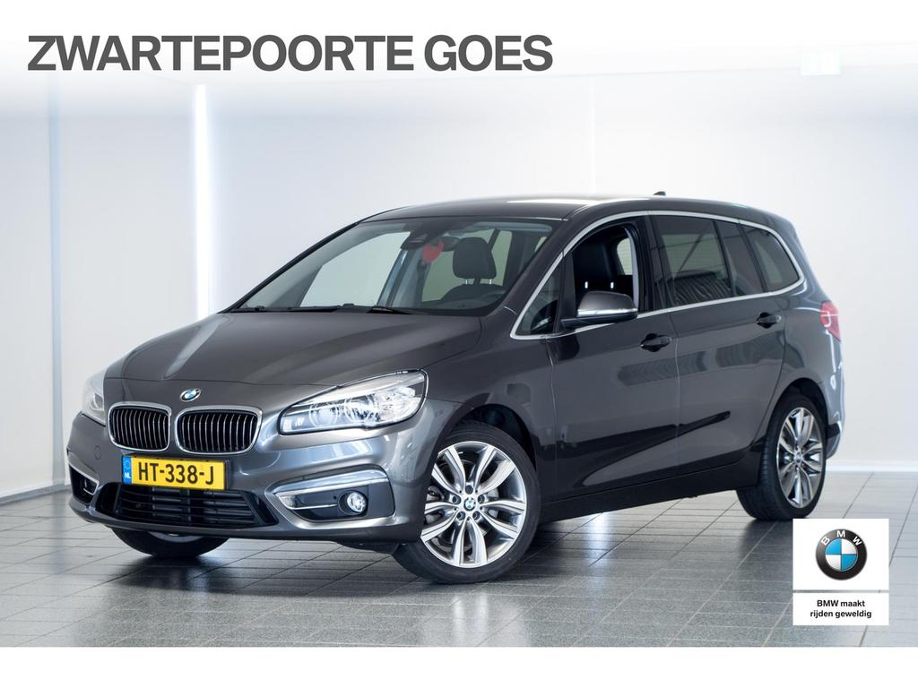 Bmw 2 serie Gran tourer 220i executive luxury line .