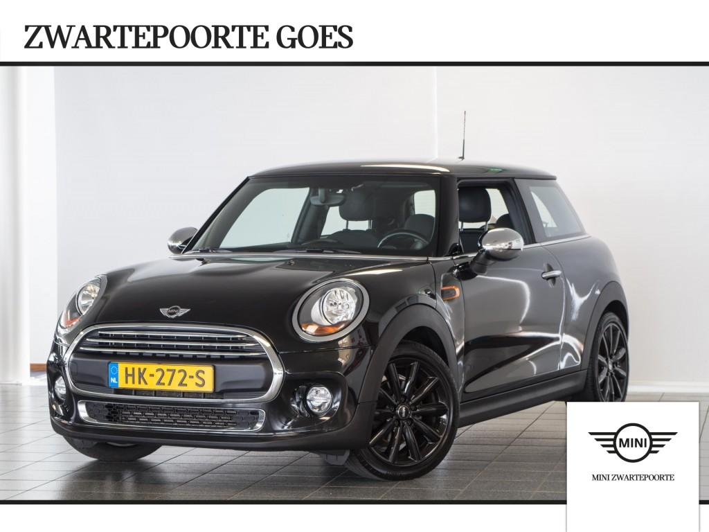 Mini 3-drs One 1.2 salt business navigatie / airco / lm