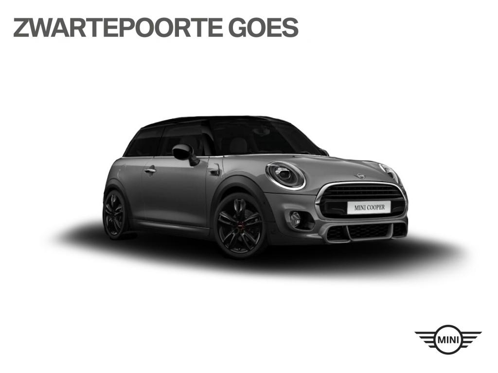 Mini 3-drs 1.5 cooper jcw trim serious business