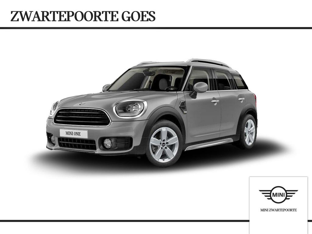 Mini Countryman 1.5 one pepper business .