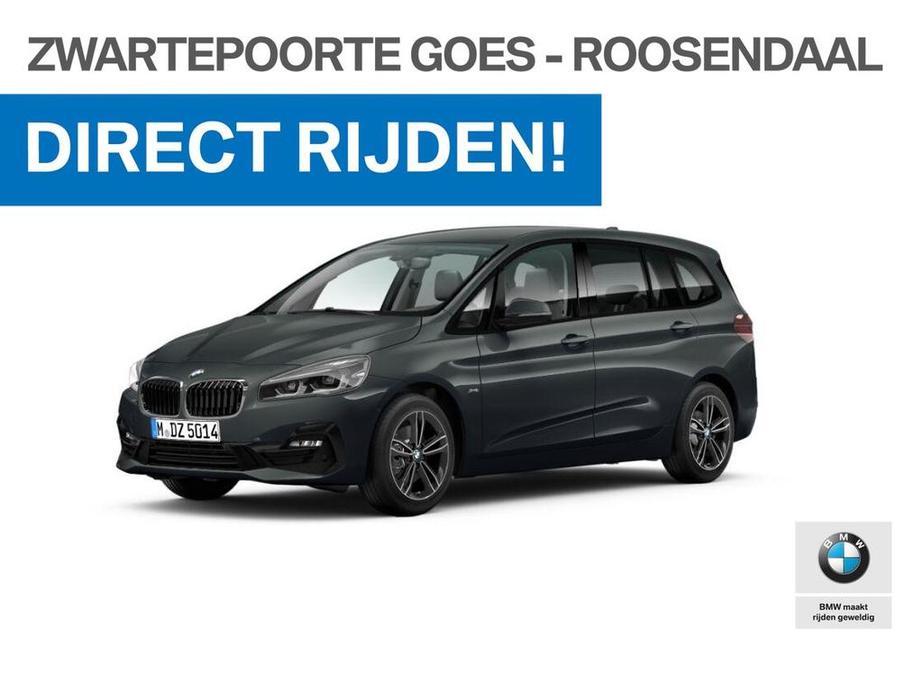 Bmw 2 serie Gran tourer 220i 7p. executive l launch edition l sport line .