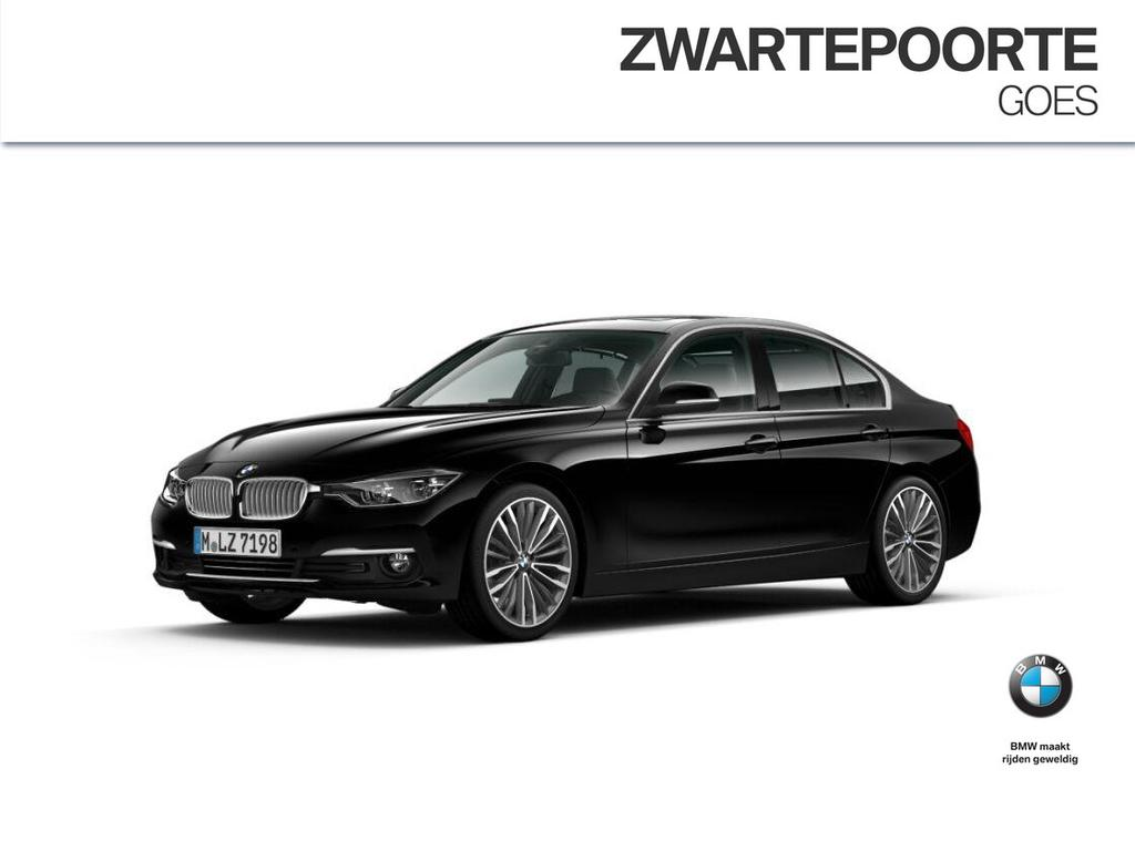 Bmw 3 serie 318i luxury edition .