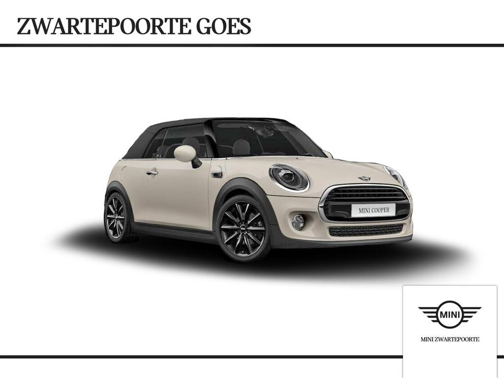 Mini Cabrio 1.5 cooper chili business plus .