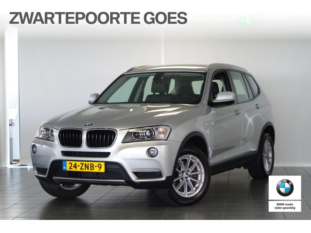 Bmw X3 1.8d sdrive high executive .