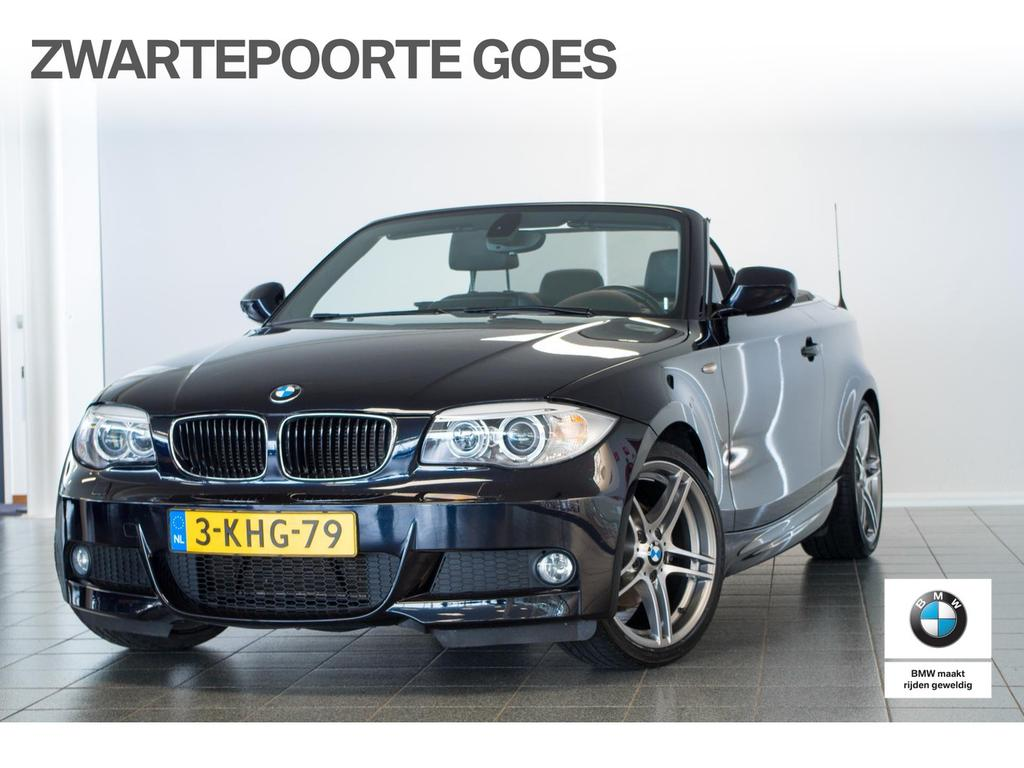 Bmw 1 serie Cabrio 118i high executive l m-sport l automaat